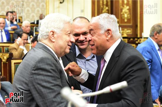الجلسة العامة لمجلس النواب (13)