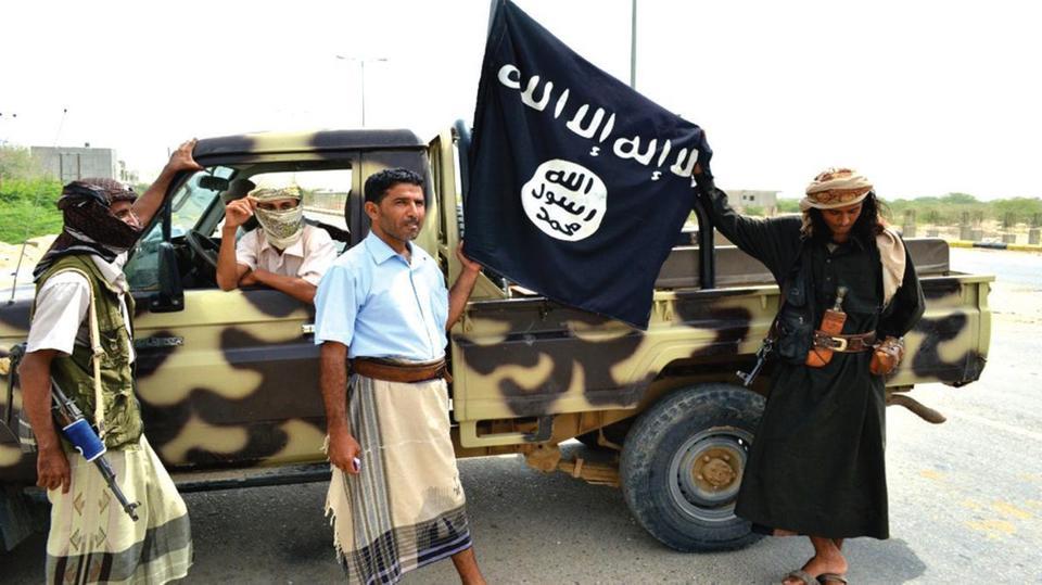 القاعدة فى اليمن