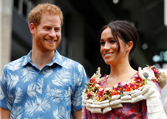 الأمير هارى و وزوجته ميجان فى شهر عسل لا ينتهى   (6)
