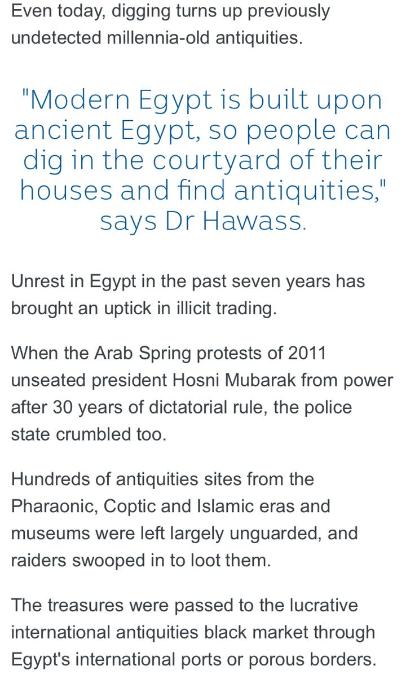 """""""إيجيبت توداى"""" يفضح مزاعم محطة abc الأسترالية بشأن قيمة الآثار المهربة من مصر 240010-8.PNG"""