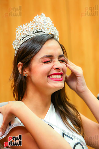 ريم رأفت ملكة جمال مصر Miss Egypt   بنت مصر