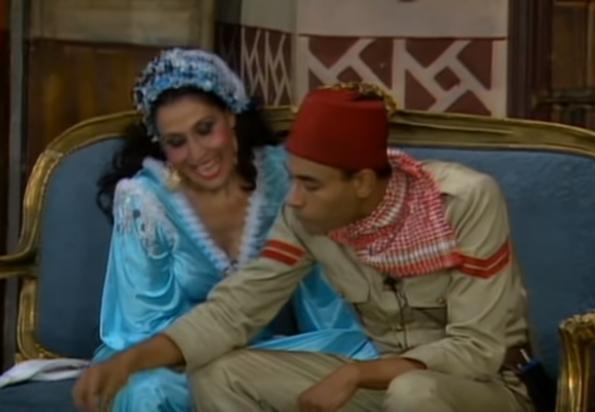 مسرحية ريا وسكينة