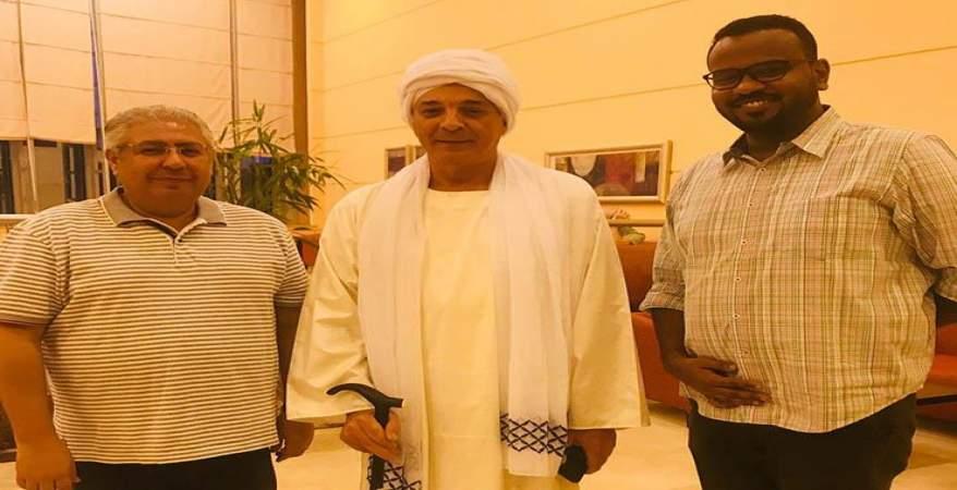 محمود حميدة بالزى السودانى