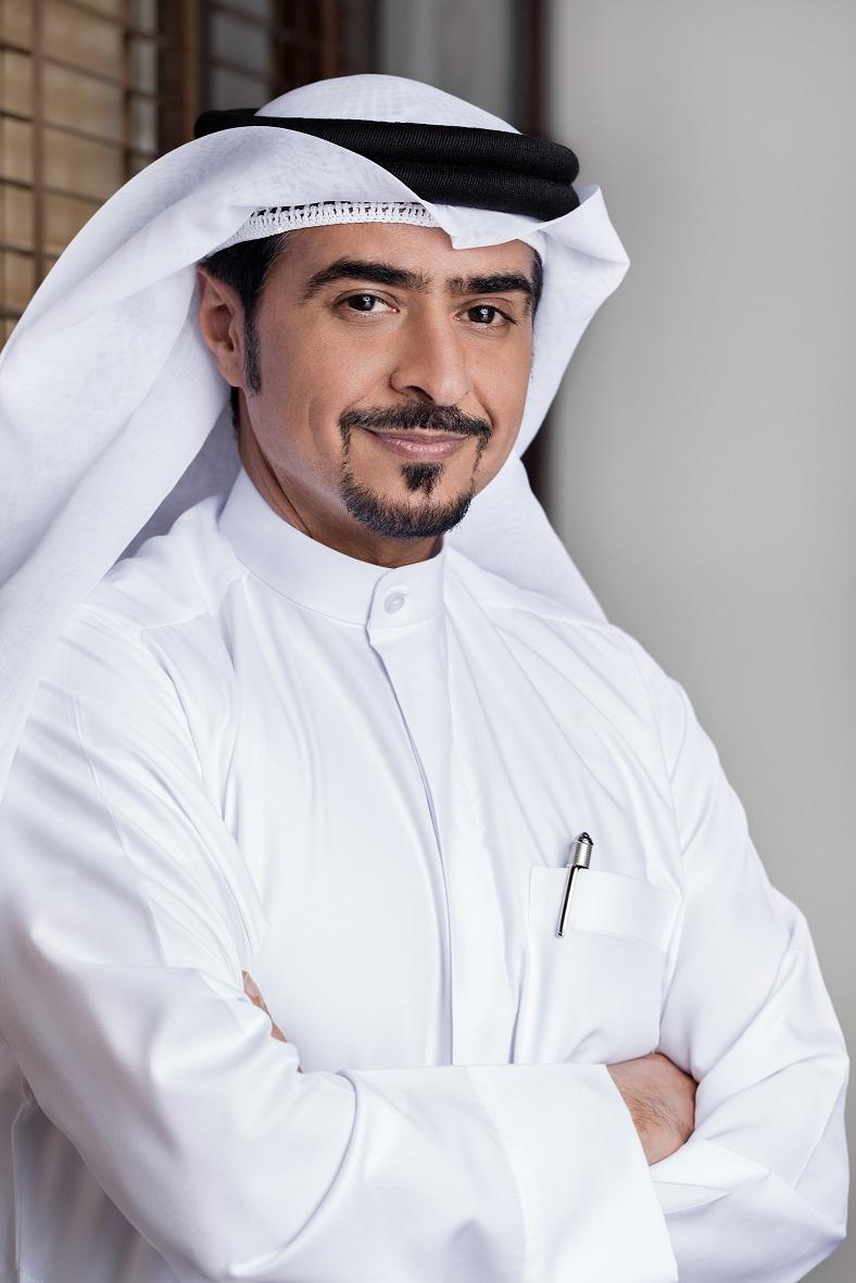 أحمد العامرى رئيس هيئة الشارقة للكتاب