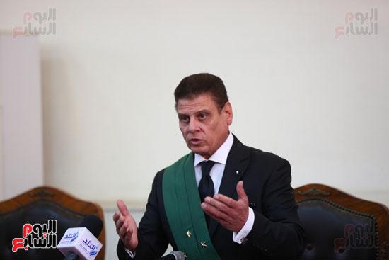 محكمه - اقتحام السجون - حبيب العادلى (6)