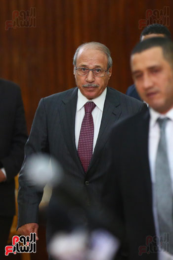 محكمه - اقتحام السجون - حبيب العادلى (13)