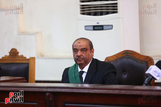 محكمه - اقتحام السجون - حبيب العادلى (8)