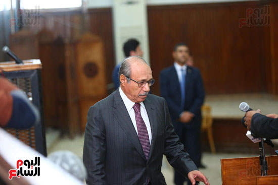 محكمه - اقتحام السجون - حبيب العادلى (22)