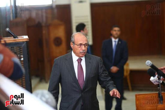محكمه - اقتحام السجون - حبيب العادلى (21)