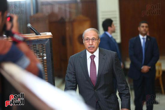 محكمه - اقتحام السجون - حبيب العادلى (20)