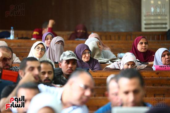 محكمه - اقتحام السجون - حبيب العادلى (28)