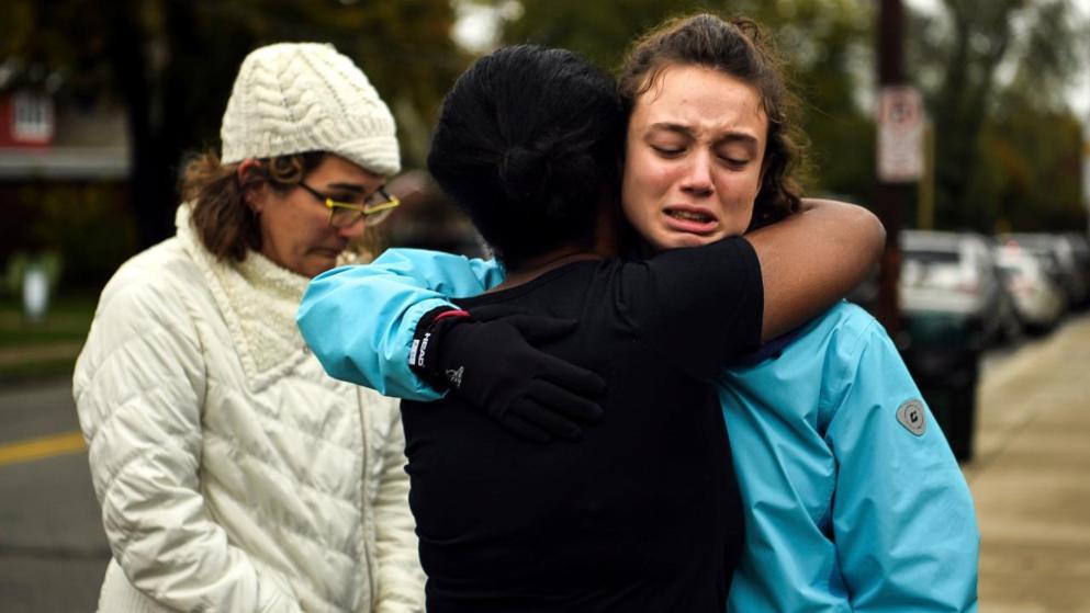 حالة من الهلع انتابت سكان بنسلفانيا بعد الحادث