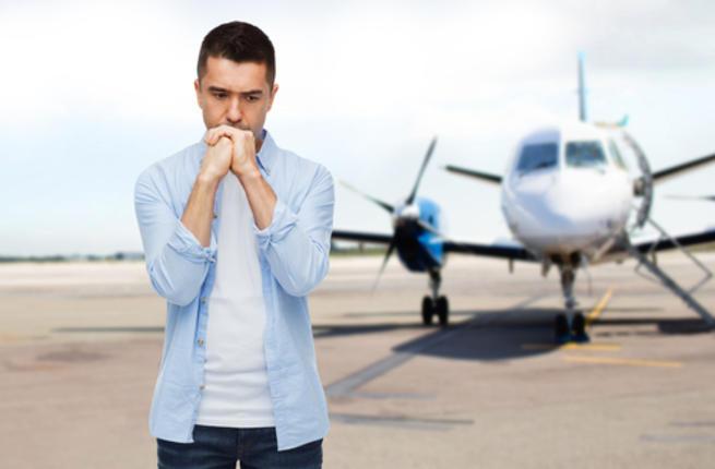 الخوف من الطائرة2