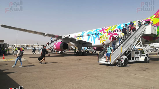 مطار شرم الشيخ  (6)