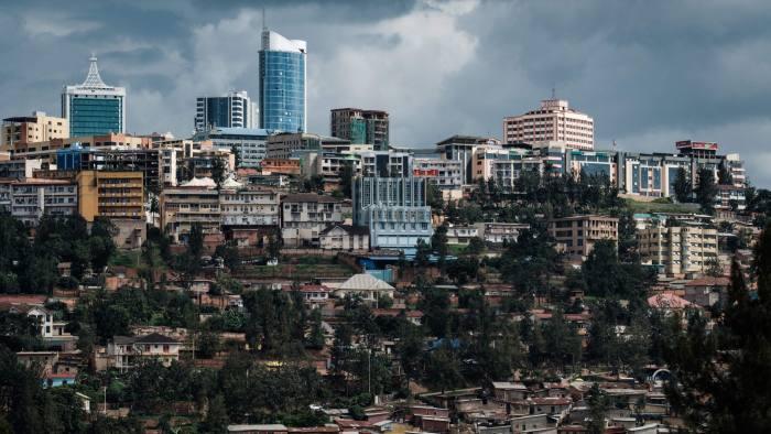عاصمة روندا
