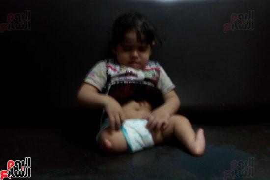 الطفلة جنى (2)