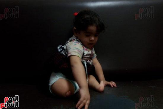 الطفلة جنى (1)