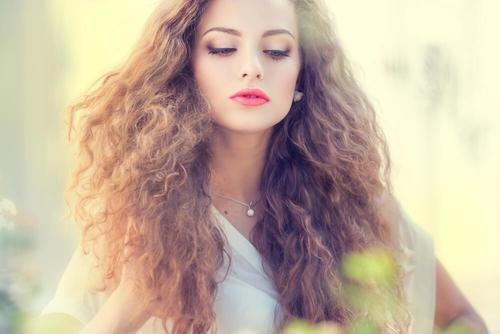 الشعر المجعد 1