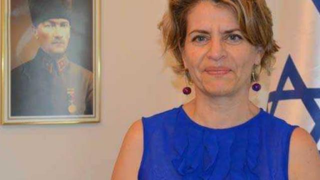 السفيرة الاسرائيلية الجديدة لدى مصر