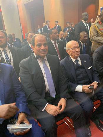 انطلاق قمة القادة الأفارقة فى برلين (2)