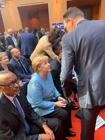 انطلاق قمة القادة الأفارقة فى برلين (1)