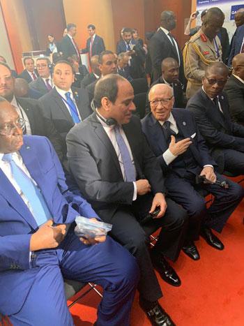 انطلاق قمة القادة الأفارقة فى برلين (3)