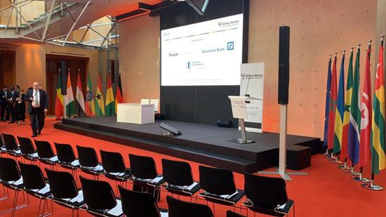 انطلاق قمة القادة الأفارقة فى برلين (4)