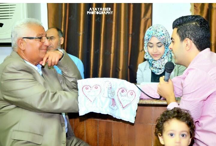 وفاء قطب أصغر مأذونة في مصر والأولى فى أقليم القناة وسيناء (1)