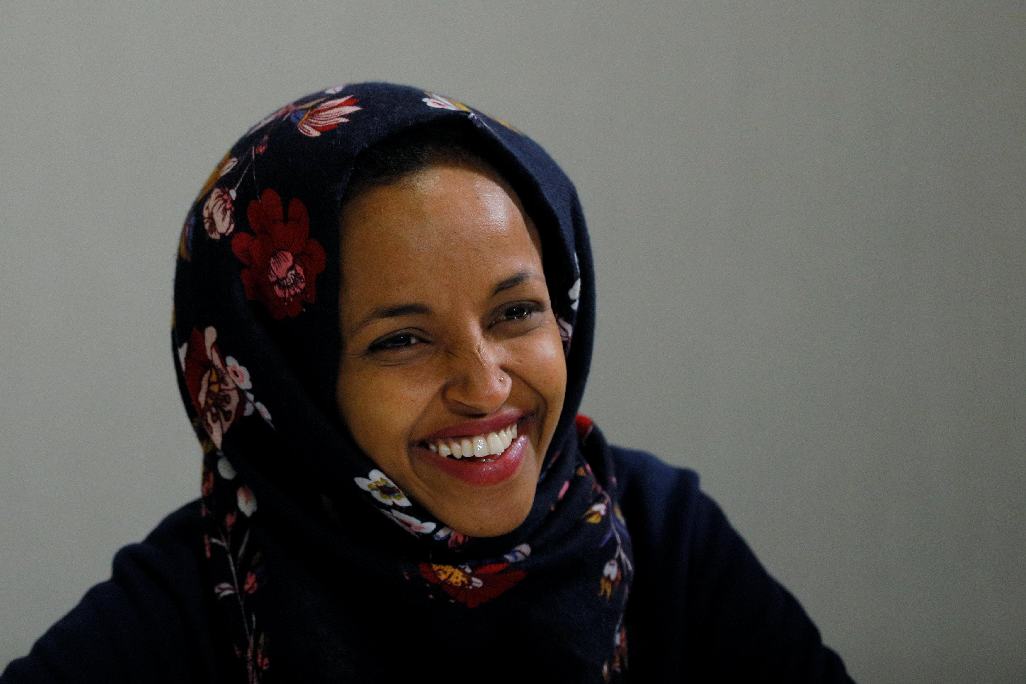 عمر جاءت إلى أمريكا هربا من الصومال