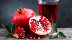 عصير الرمان لعلاج الالتهابات