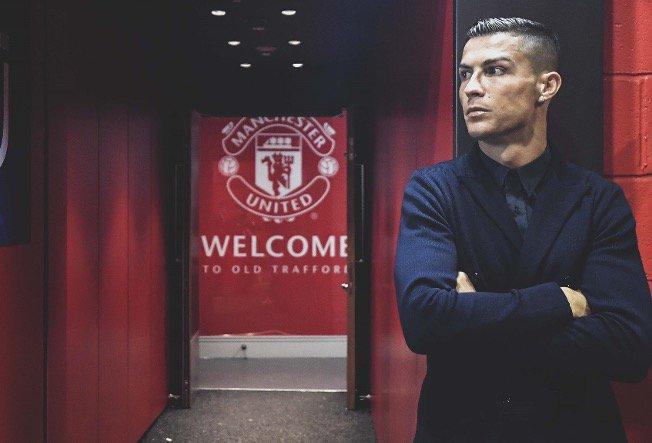 رونالدو يواجه مانشستر يونايتد
