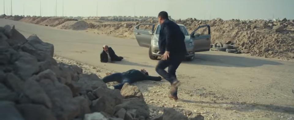 مقتل احمد جمال سعيد