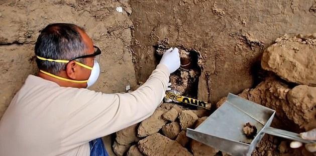 تماثيل المكتشفة قى بيرو  (6)