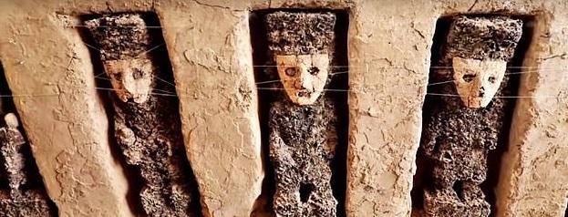 تماثيل المكتشفة قى بيرو  (4)