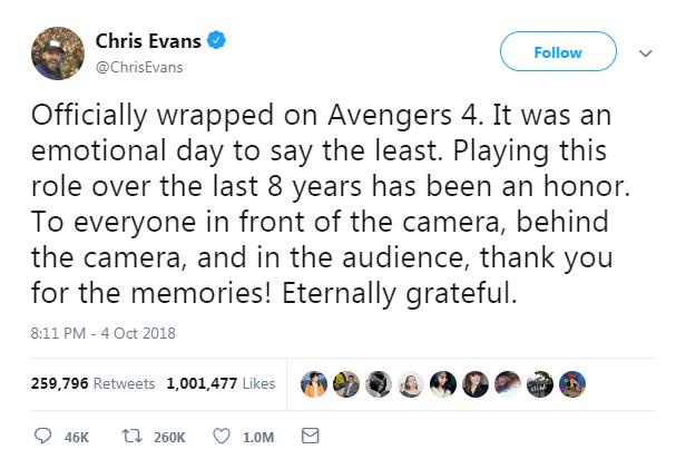 كريس ايفانز