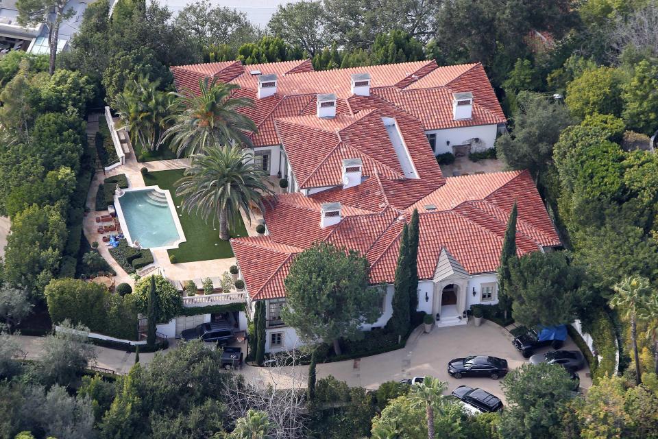 منزل بيكهام  3