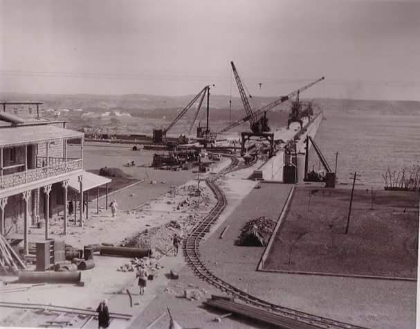مراحل بناء خزان أسوان (16)