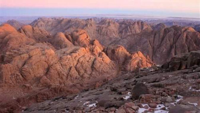 جبال سيناء