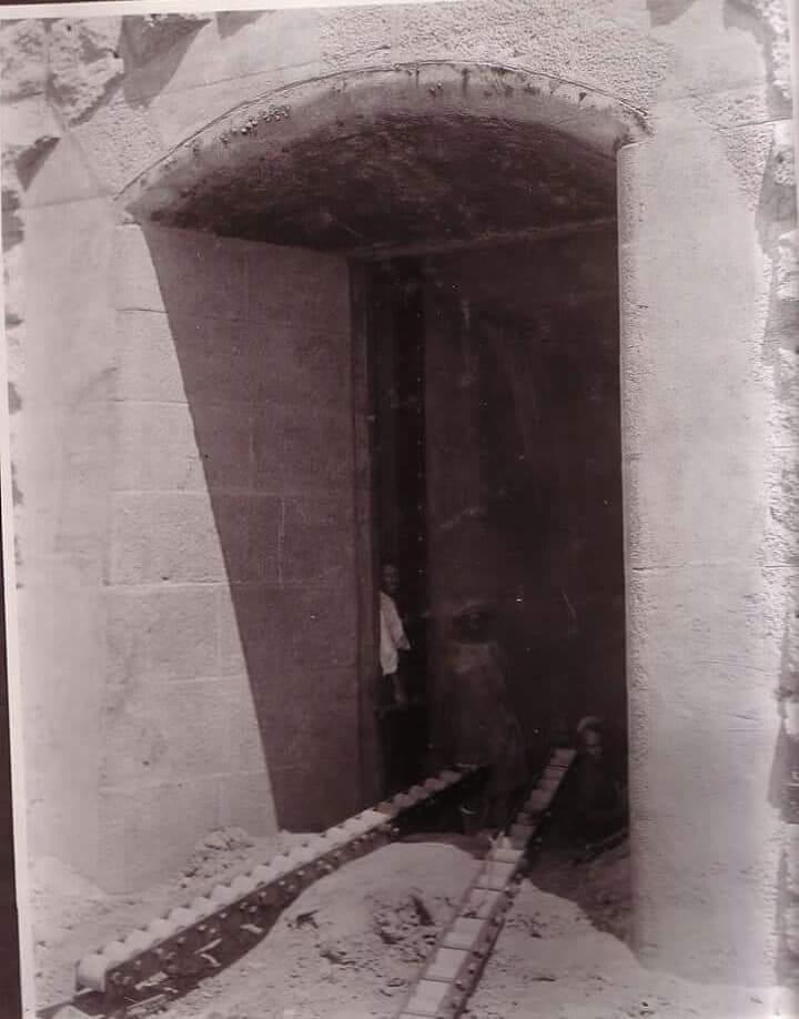 مراحل بناء خزان أسوان (11)