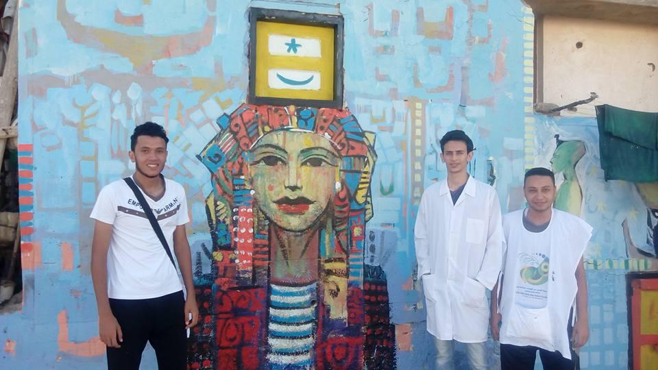 18- جانب من المشاركين من طلاب الجامعات