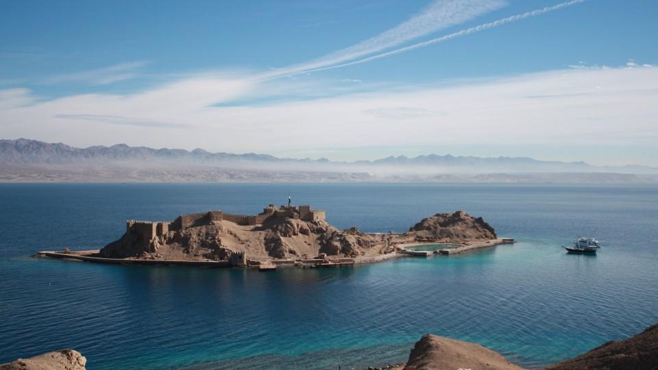 جزر سيناء