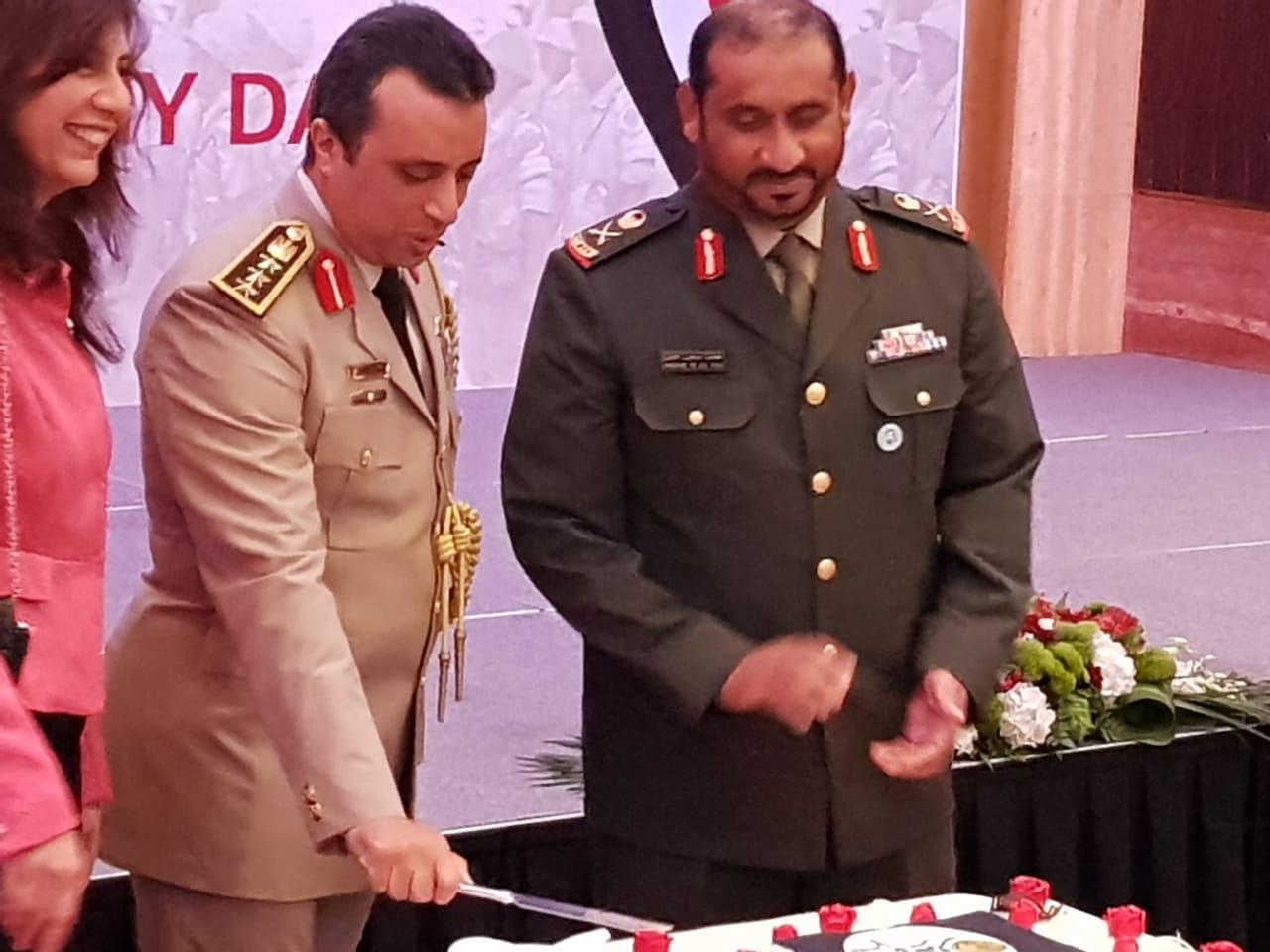 944acc50f أخر كلام   مكتب الدفاع المصري بأبو ظبي يحتفي بذكري انتصارات أكتوبر