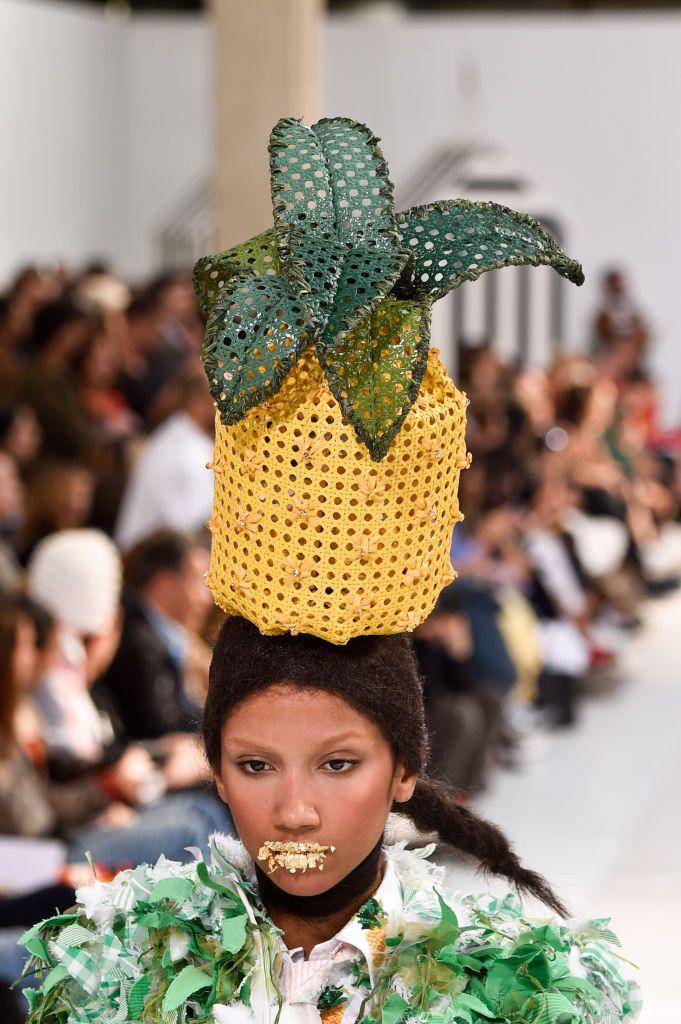 من عرض أزياء Thom Browne (1)