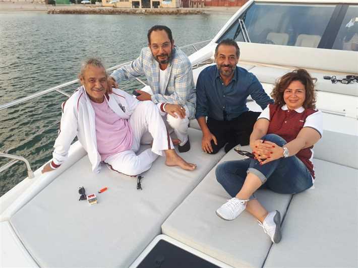 الهام شاهين وفاروق الفيشاوى وكمال ابو رية