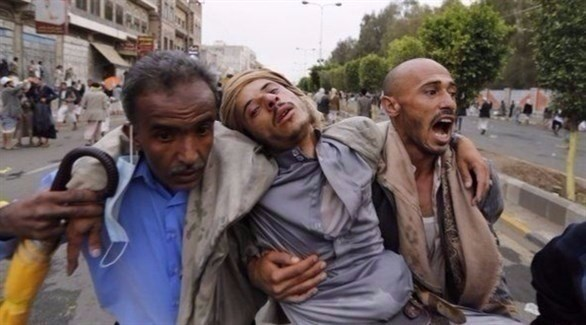 قتل الحوثيين للمدنيين