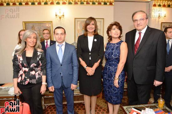 أبناء الجالية الأرمينية يحكون  (4)