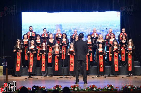 أبناء الجالية الأرمينية يحكون  (28)