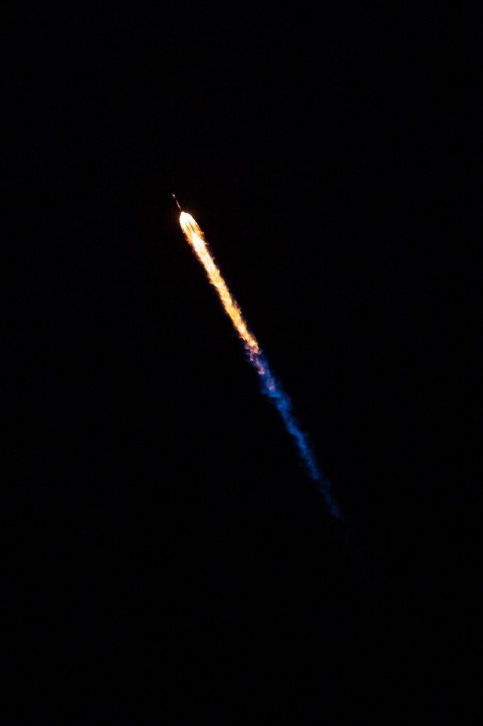الصاروخ الذى اطلق امس