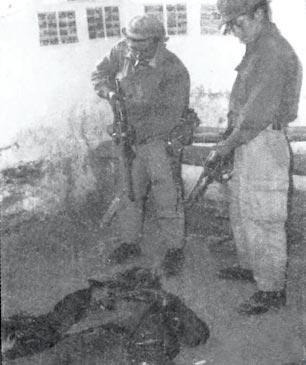 إعدام تشي جيفارا
