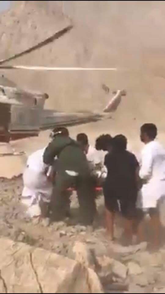 الأب وجد فى سلطنة عمان